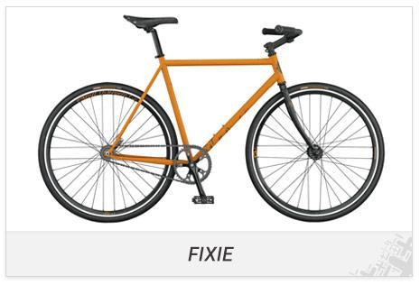 alle fahrradtypen in der xxl bersicht fahrrad xxl. Black Bedroom Furniture Sets. Home Design Ideas