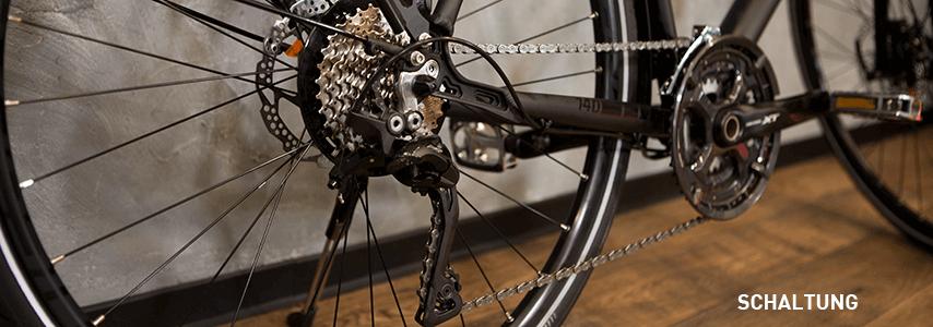die richtige bersetzung f r mein fahrrad fahrrad xxl. Black Bedroom Furniture Sets. Home Design Ideas