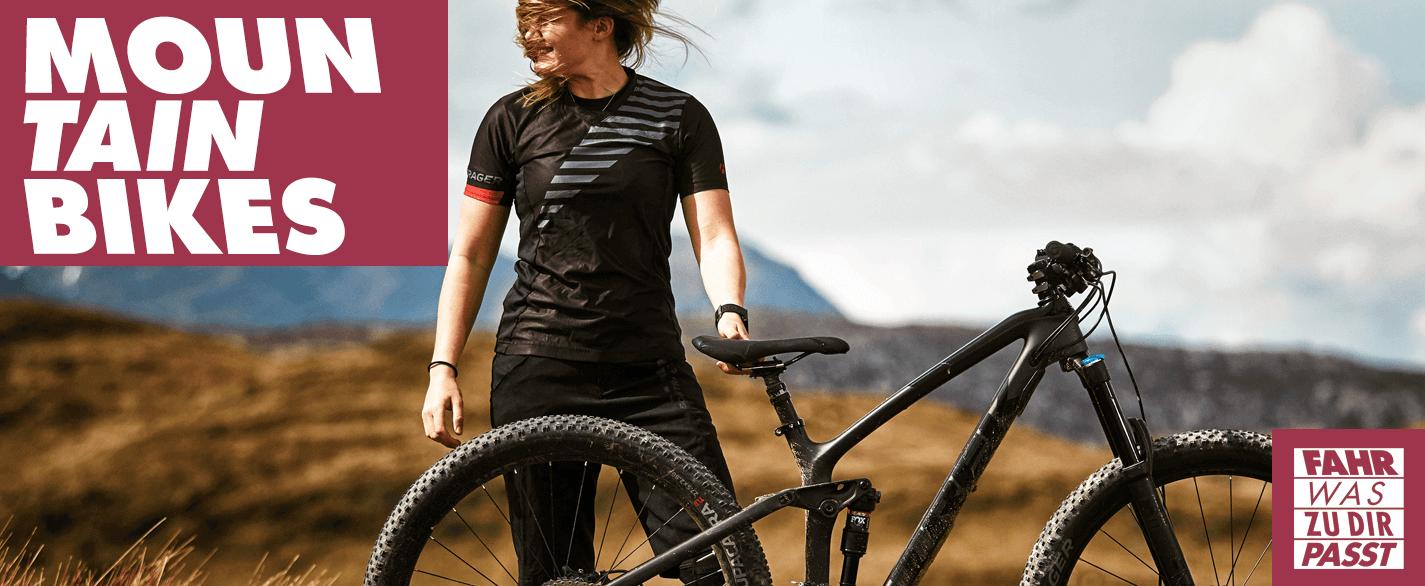Mountainbike günstig kaufen » XXL Rabatte im Onlineshop