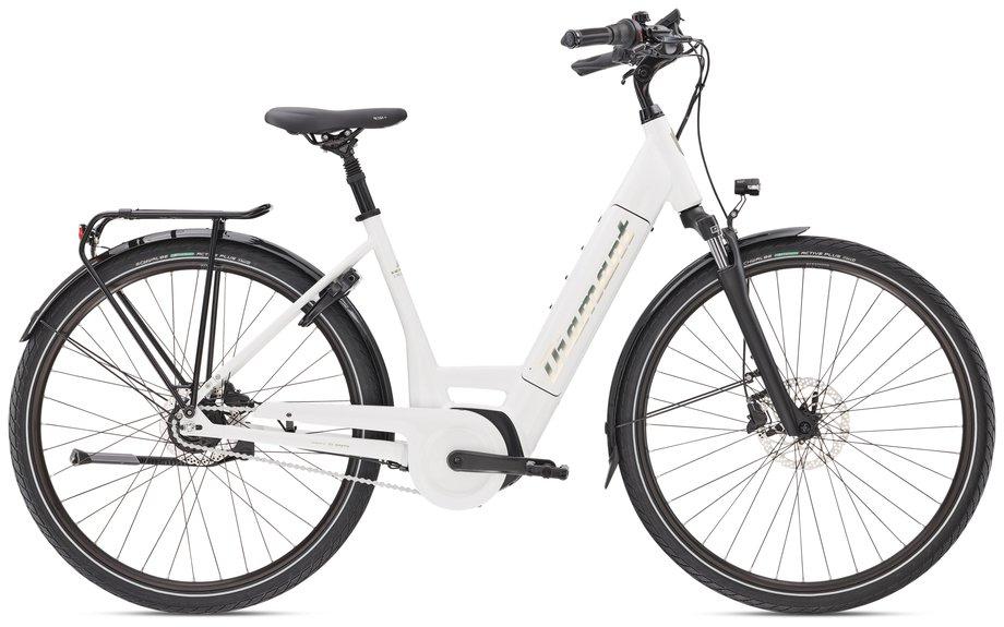 E-Bikes/e-bike: Diamant  Beryll Deluxe+ Rt Weiß Modell 2021