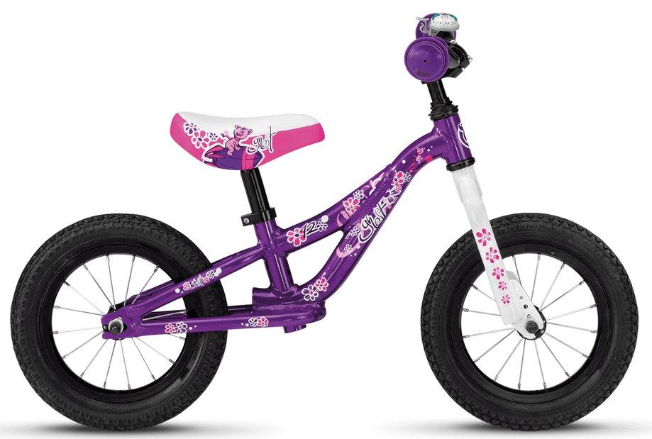 Rad Ghost Powerkiddy Lila Modell 2020 für Kinder bei Fahrrad XXL
