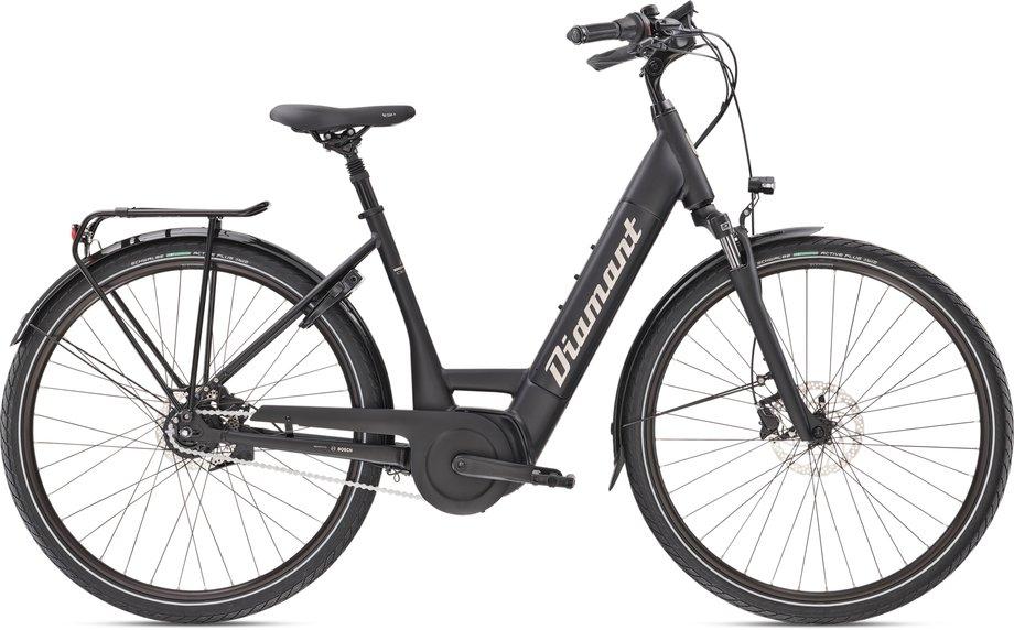 E-Bikes/e-bike: Diamant  Beryll Deluxe+ Schwarz Modell 2021