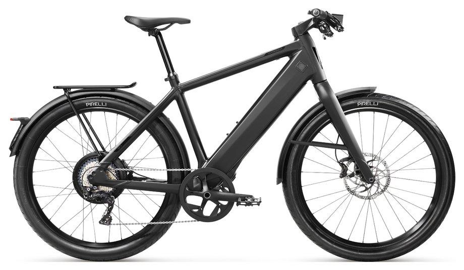 E-Bikes/e-bike: Stromer  ST3 Sport Schwarz Modell 2019