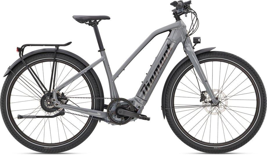 E-Bikes/e-bike: Diamant  Opal Esprit+ Grau Modell 2021