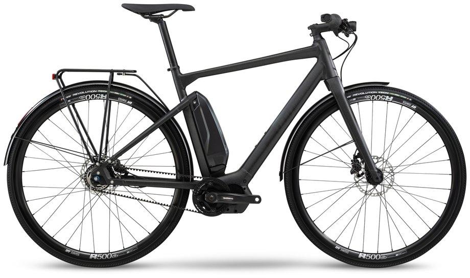 E-Bikes/e-bike: BMC  Alpenchallenge AMP City Two Schwarz Modell 2020