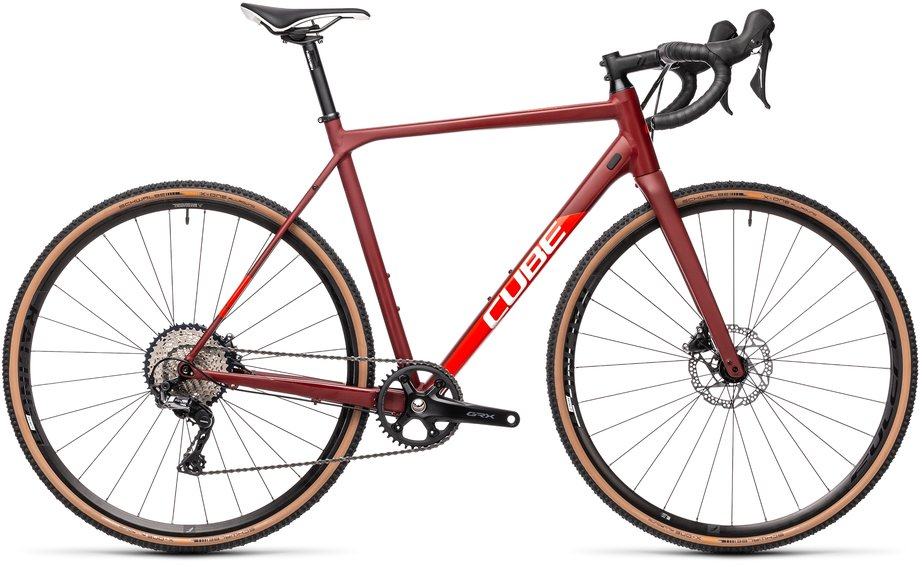 Cube Cross Race SL Rot Modell 2021