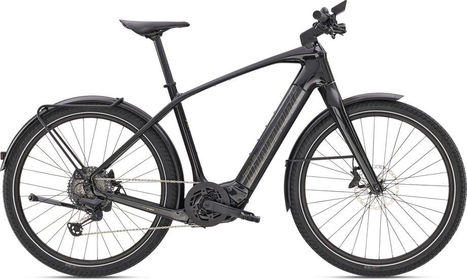 E-Bikes/e-bike: Diamant  Zouma Supreme+ Schwarz Modell 2021
