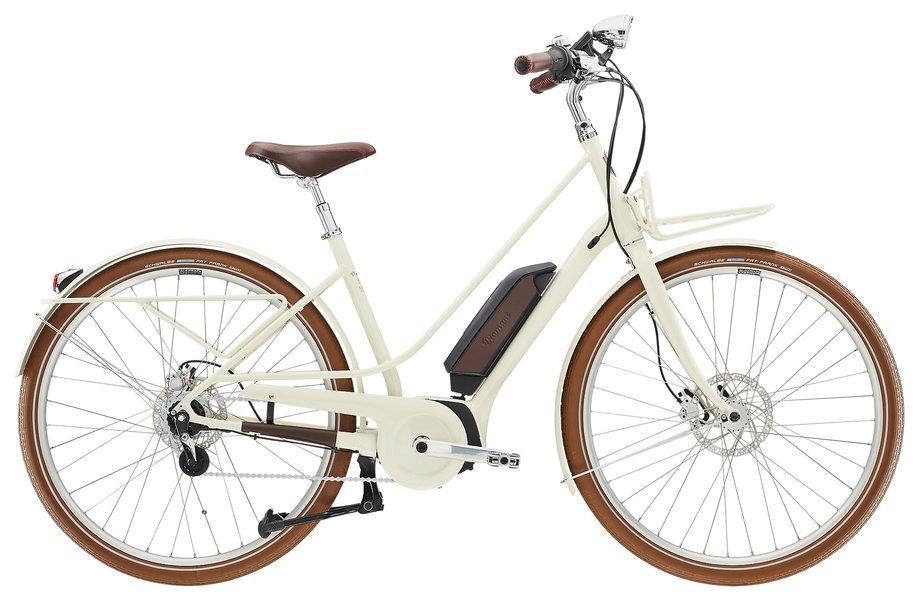 E-Bikes/e-bike: Diamant  Juna Deluxe+ Weiß Modell 2021