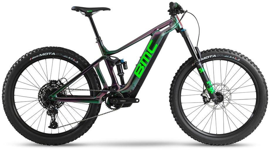 E-Bikes/e-bike: BMC  Trailfox AMP SX Two Grün Modell 2020