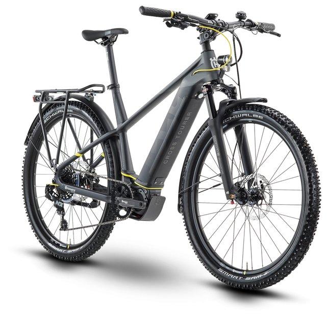 E-Bikes/e-bike: Husqvarna  Cross Tourer 5 Schwarz Modell 2020