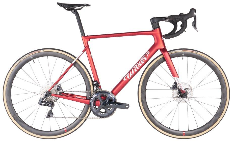 Fahrräder/rennräder: Wilier  Zero SLR Disc Rot Modell 2021