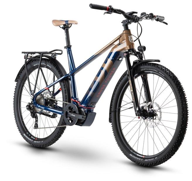 E-Bikes/e-bike: Husqvarna  Cross Tourer 6 Bronze Modell 2020