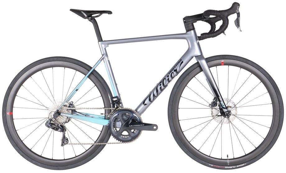 Fahrräder/rennräder: Wilier  Zero SL Disc Grau Modell 2021
