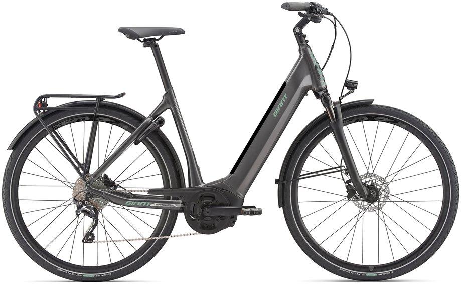 E-Bikes/e-bike: GIANT Giant AnyTour E+ 2 LDS Grau Modell 2021