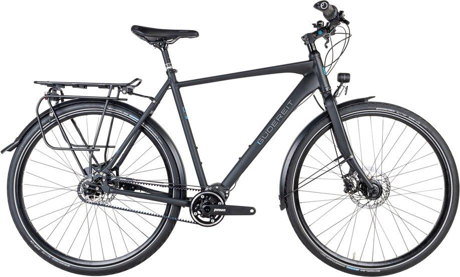 Fahrräder/citybike: Gudereit  SX-P 2.0 evo Schwarz Modell 2021