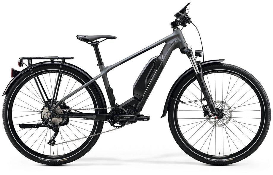 Merida eBig.Seven 300 SE EQ Grau Modell 2020