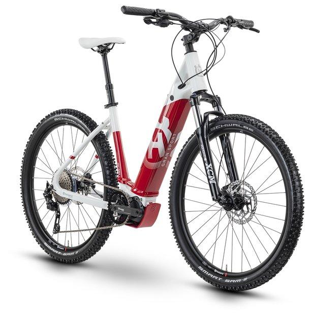 E-Bikes/e-bike: Husqvarna  Gran Sport 4 Weiß Modell 2020