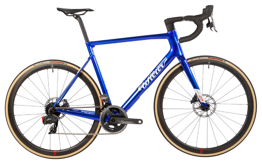 Fahrräder/rennräder: Wilier  Zero SLR - Force eTap AXS - NDR38 Blau Modell 2020