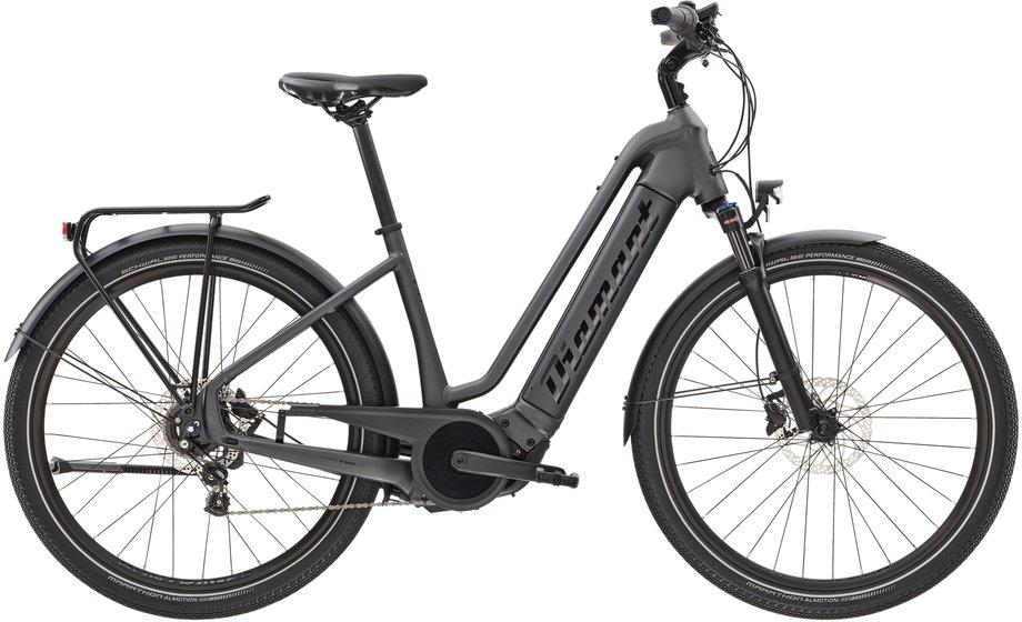E-Bikes/e-bike: Diamant  Opal+ Grau Modell 2021