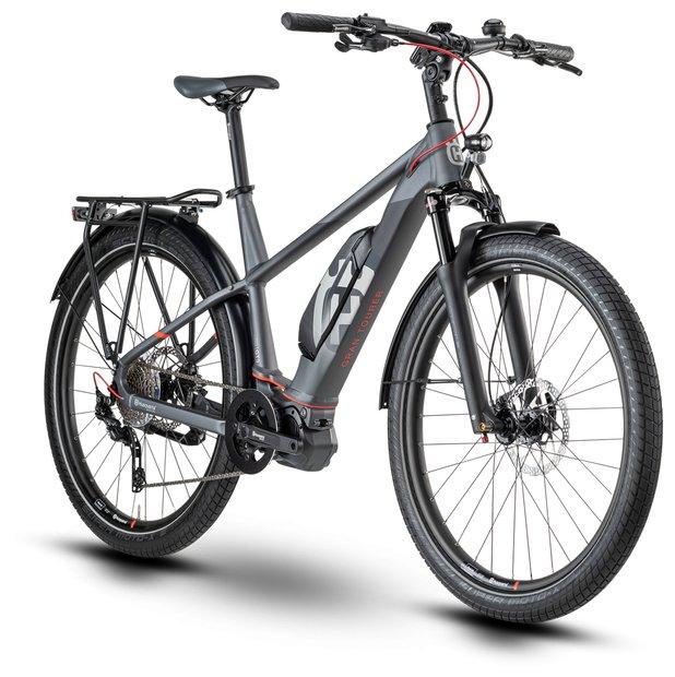 E-Bikes/e-bike: Husqvarna  Gran Tourer 3 Schwarz Modell 2020