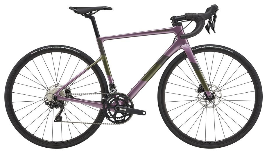 Cannondale SuperSix EVO Carbon Disc Women's 105 Lila Modell 2021