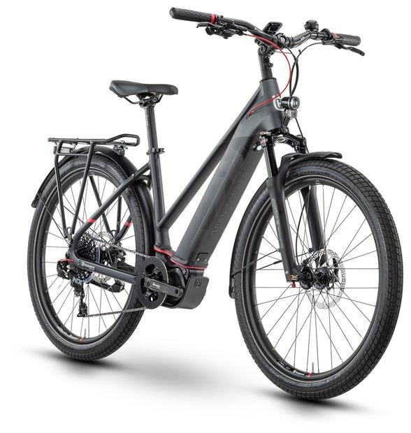 E-Bikes/e-bike: Husqvarna  Gran Tourer 5 Schwarz Modell 2020