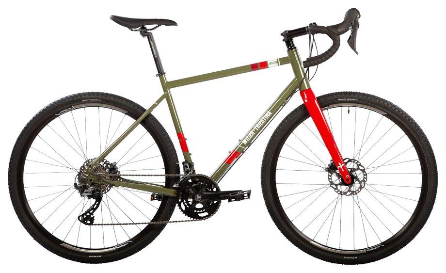 Fahrräder/rennräder: Wilier  Jaroon - GRX 2x11 Grün Modell 2022