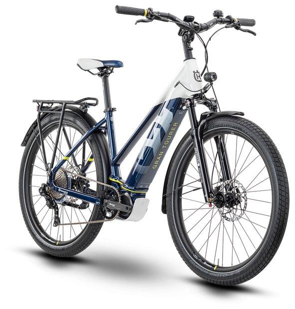 E-Bikes/e-bike: Husqvarna  Gran Tourer 6 Weiß Modell 2020