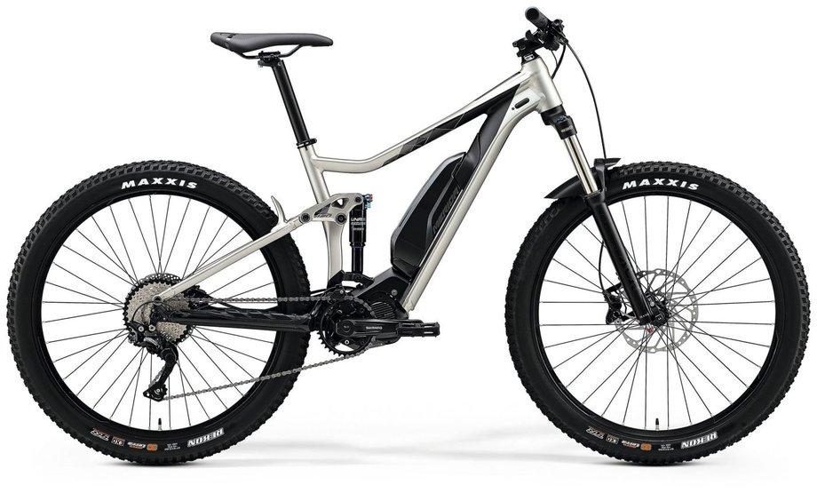 E-Bikes/e-bike: MERIDA Merida eONE-Twenty 500 Silber Modell 2020