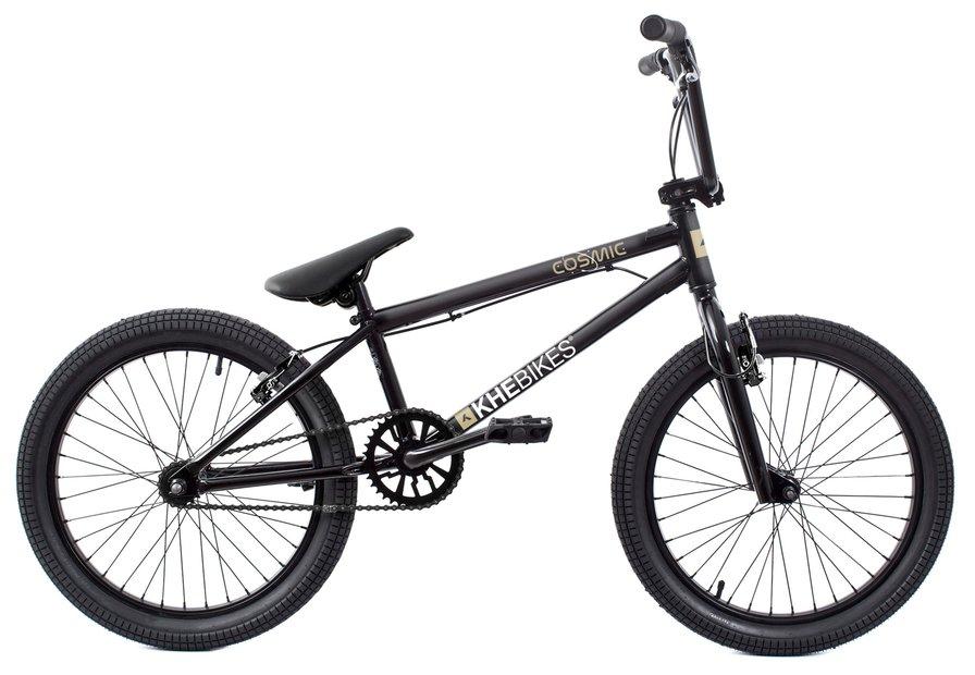 Kinderfahrrad - KHE Cosmic BMX Schwarz Modell 2018 - Onlineshop
