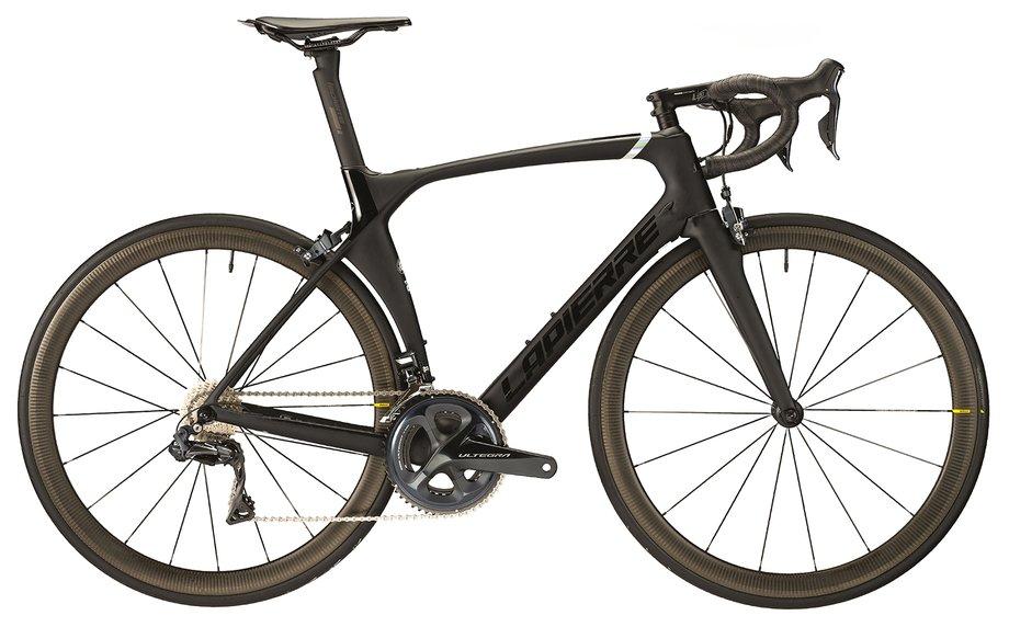 Fahrräder/rennräder: Lapierre  Aircode SL 700 Schwarz Modell 2020