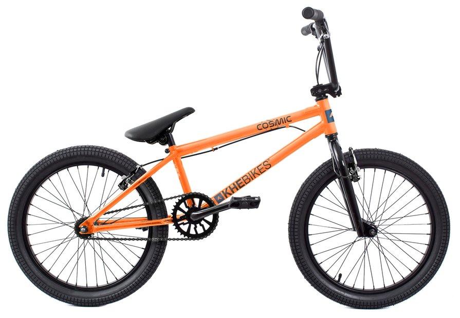 Kinderfahrrad - KHE Cosmic BMX Orange Modell 2018 - Onlineshop
