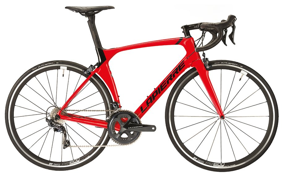 Fahrräder/rennräder: Lapierre  Aircode SL 600 Rot Modell 2020