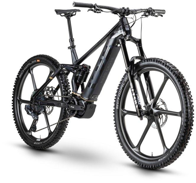 E-Bikes/e-bike: Husqvarna  Hard Cross X Schwarz Modell 2020
