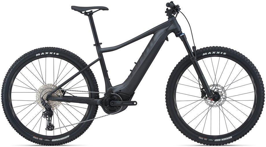 E-Bikes/e-bike: GIANT Giant Fathom E+ 2 Pro Schwarz Modell 2021