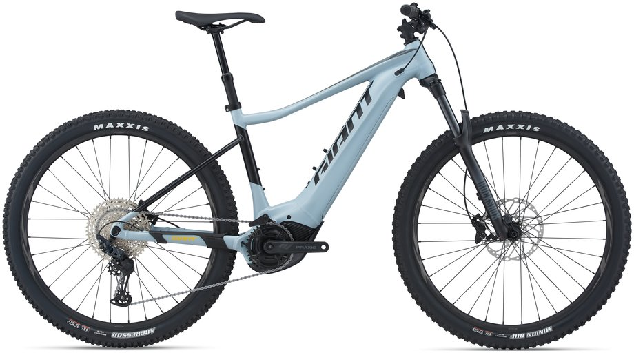 E-Bikes/e-bike: GIANT Giant Fathom E+ 1 Pro Blau Modell 2021