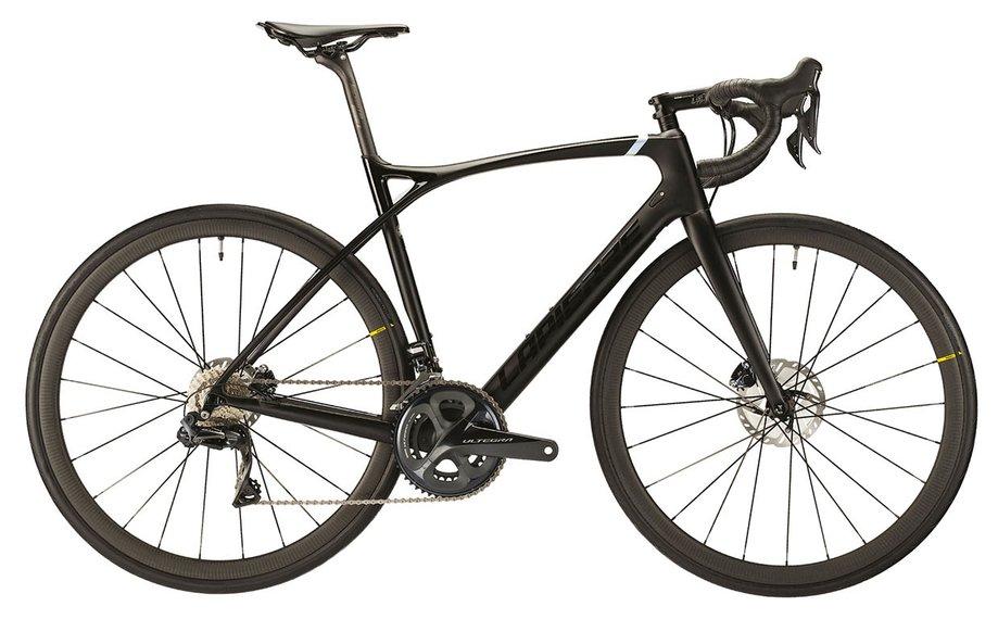 Fahrräder/rennräder: Lapierre  Xelius SL 700 Disc Ulitmate Schwarz Modell 2020