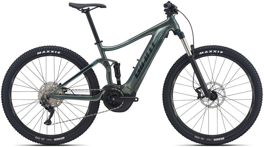 E-Bikes/e-bike: GIANT Giant Stance E+ 2 Grün Modell 2021