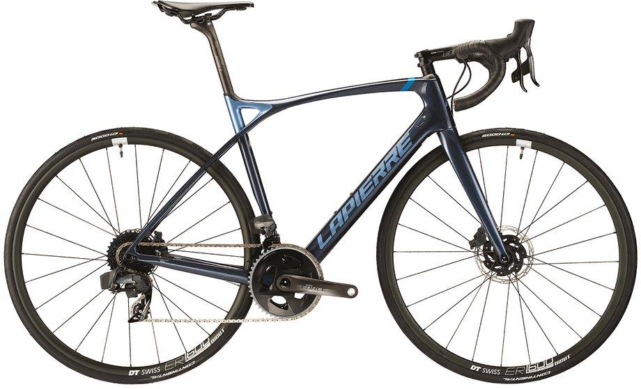 Fahrräder/rennräder: Lapierre  Xelius SL 700 Disc Force AXS Blau Modell 2020