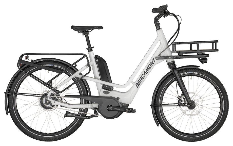 Fahrräder/lastenfahrräder: Bergamont Bergamont E-Cargoville Bakery Weiß Modell 2020