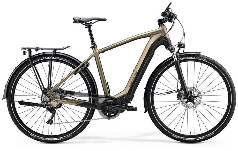 E-Bikes/e-bike: MERIDA Merida eSPRESSO 900 EQ Gold Modell 2020