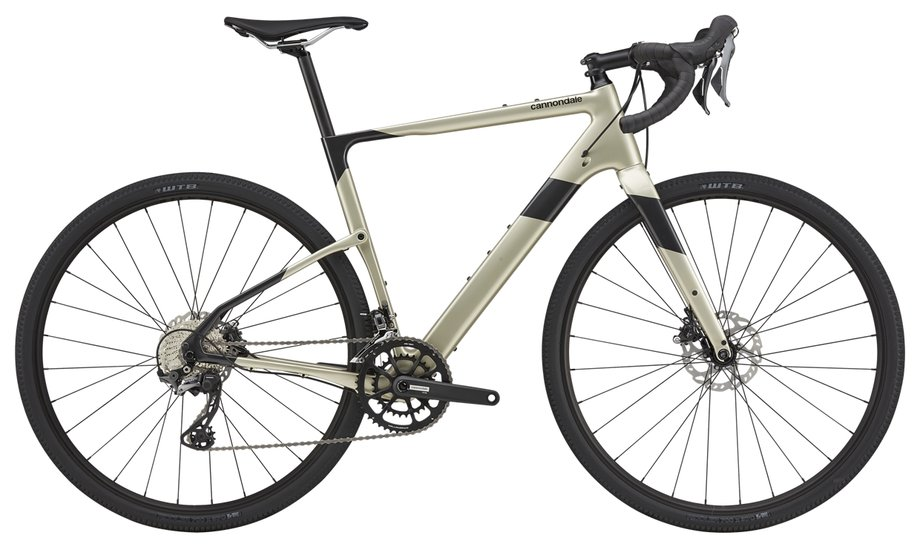 Cannondale Topstone Carbon 4 creme Modell 2021