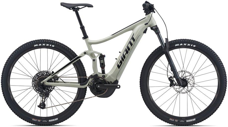 E-Bikes/e-bike: GIANT Giant Stance E+ 1 500Wh Grau Modell 2021