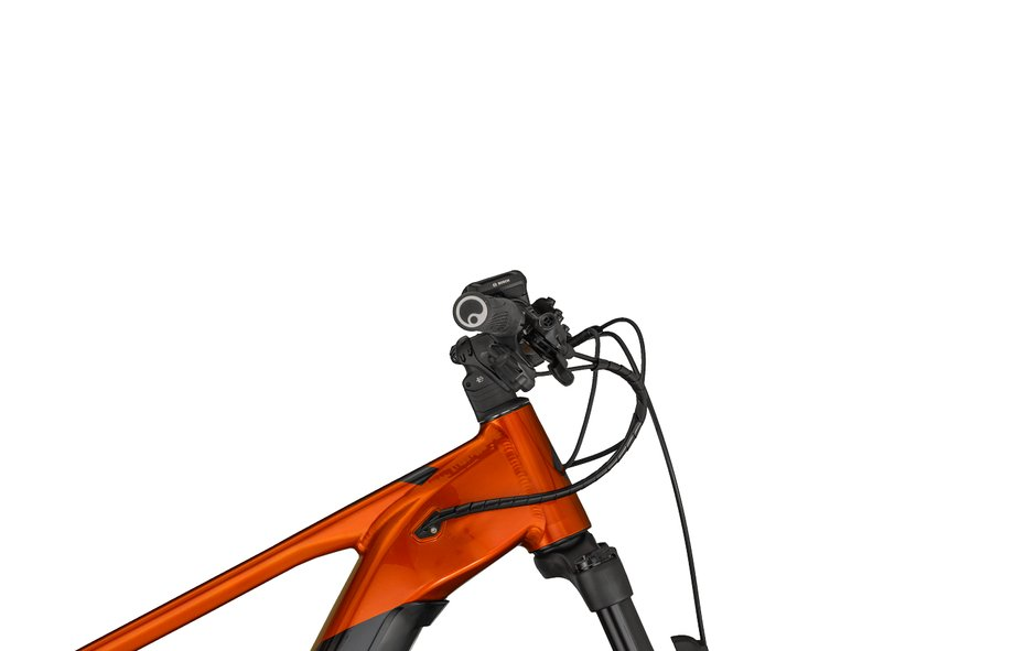 Bergamont E-Contrail Expert Orange Modell 2020| Rahmengröße: M