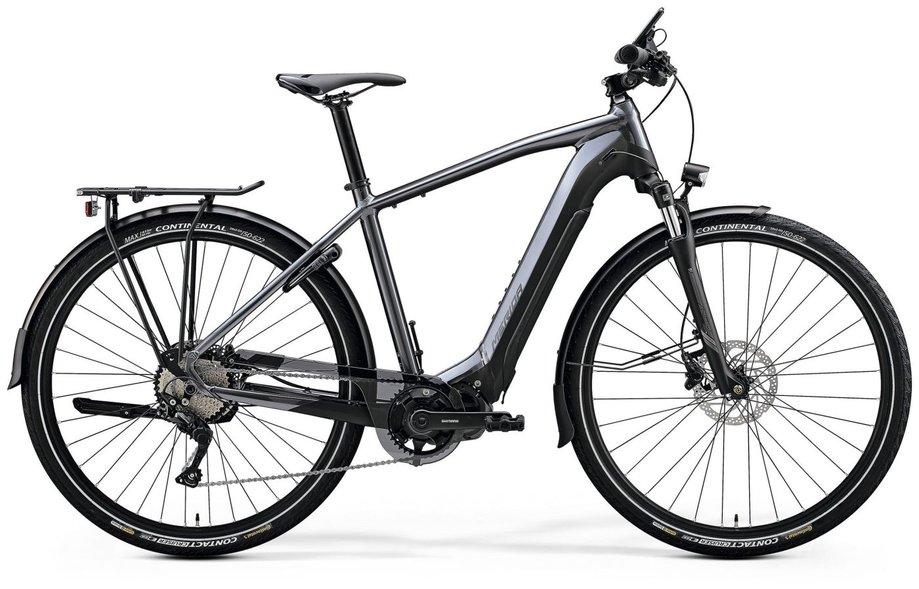 Merida eSPRESSO 600 EQ Schwarz Modell 2020