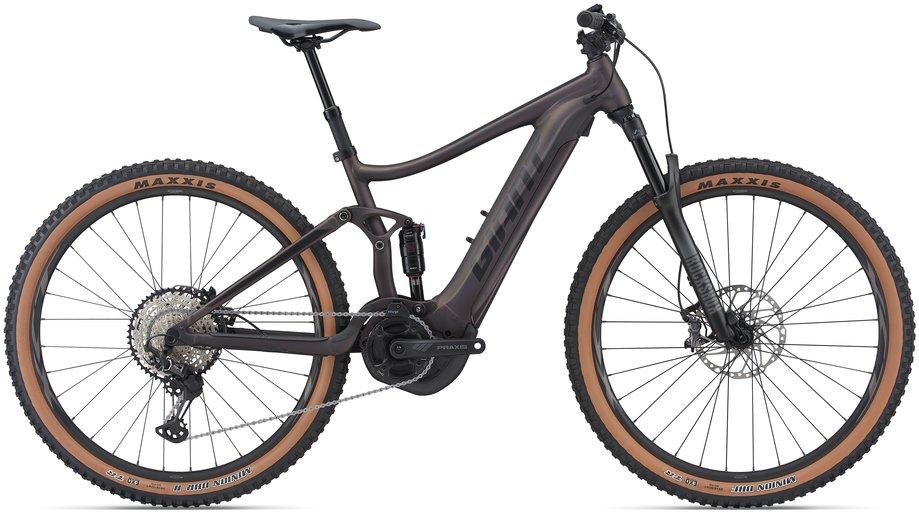 E-Bikes/e-bike: GIANT Giant Stance E+ 0 Pro Lila Modell 2021