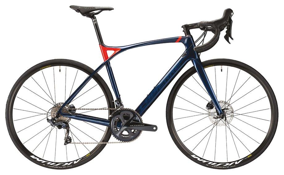 Fahrräder/rennräder: Lapierre  Xelius SL 600 Disc Blau Modell 2020