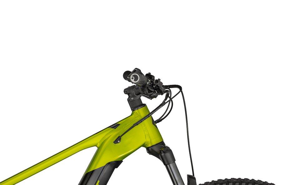Bergamont E-Contrail Pro Grün Modell 2020| Rahmengröße: M