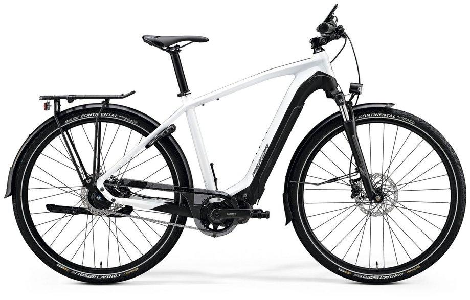 Merida eSPRESSO 700 EQ Weiß Modell 2020