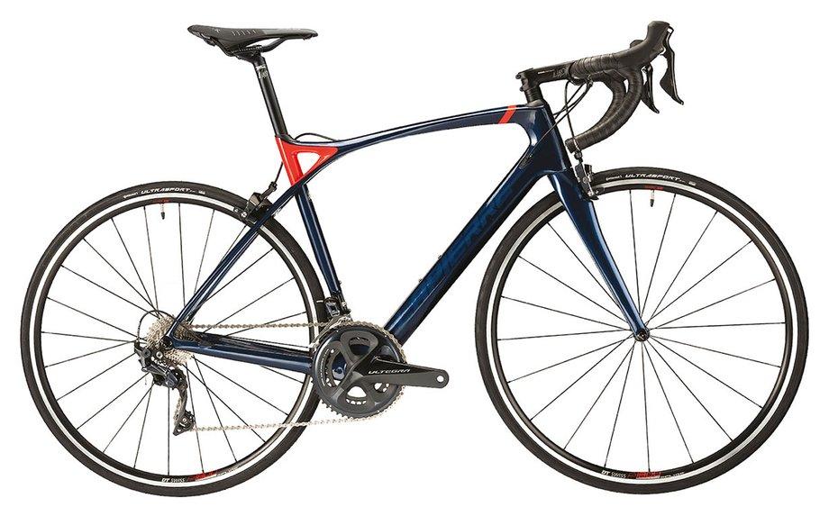 Fahrräder/rennräder: Lapierre  Xelius SL 600 Blau Modell 2020